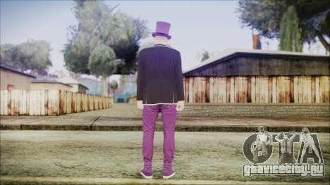 GTA Online Skin 20 для GTA San Andreas третий скриншот
