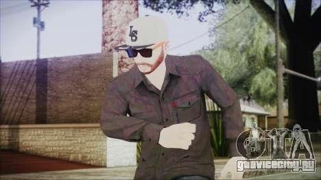 GTA Online Skin 40 для GTA San Andreas