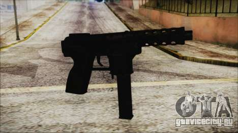 TEC-9 ACU для GTA San Andreas