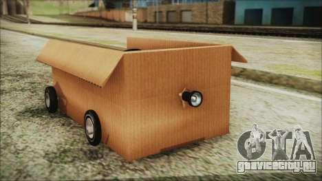 Kart-Box для GTA San Andreas вид справа