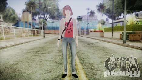 Life is Strange Episode 5-5 Max для GTA San Andreas второй скриншот