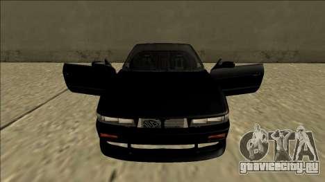 Nissan Silvia S13 для GTA San Andreas вид сверху
