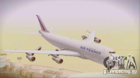 Boeing 747-128B Air France для GTA San Andreas
