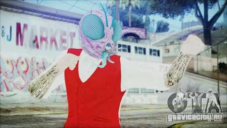 GTA Online Skin 22 для GTA San Andreas