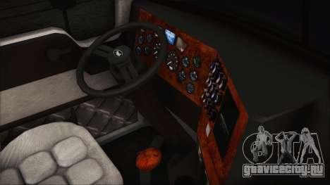 Mack Pinnacle v1.0 для GTA San Andreas вид справа