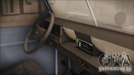 Land Rover Series 3 Off-Road для GTA San Andreas вид справа