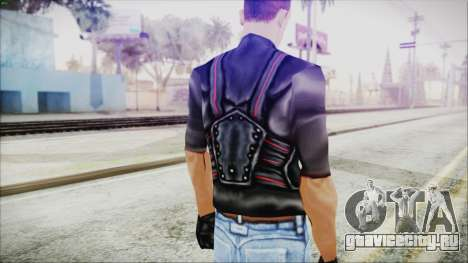 Blade Skin Pack для GTA San Andreas третий скриншот