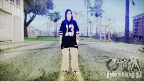 Una Chola для GTA San Andreas второй скриншот