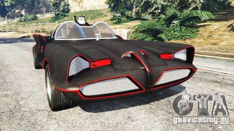 Batmobile 1966 [Beta] для GTA 5
