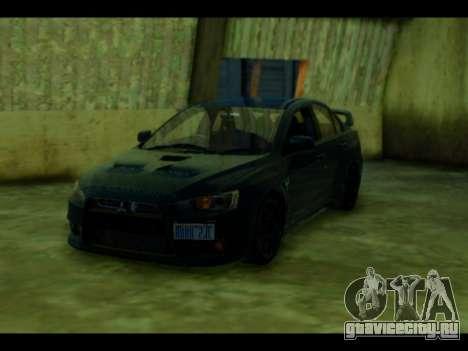 ENB S-G-G-K для GTA San Andreas шестой скриншот