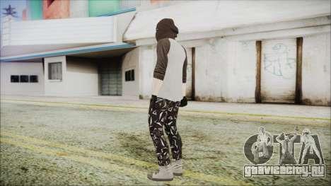 GTA Online Skin 8 для GTA San Andreas третий скриншот