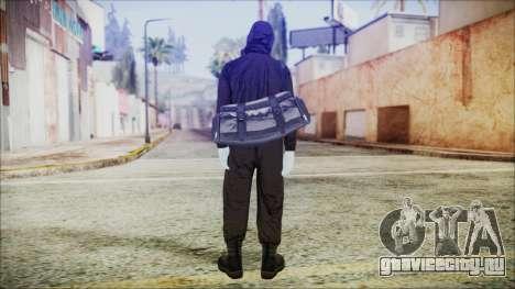 GTA Online Skin 10 для GTA San Andreas третий скриншот