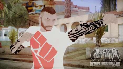 GTA Online Skin 17 для GTA San Andreas
