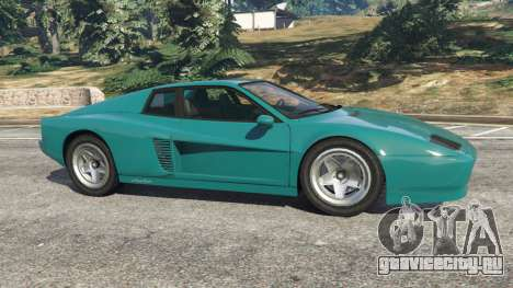 Grotti Cheetah Classic для GTA 5 вид слева