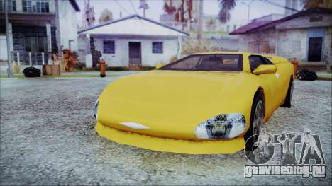 Gangsta Infernus для GTA San Andreas