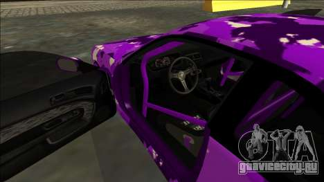 Nissan Silvia S14 Drift для GTA San Andreas колёса