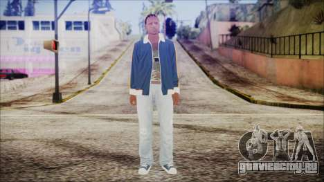 GTA Online Skin 12 для GTA San Andreas второй скриншот