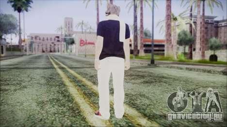 GTA Online Skin 35 для GTA San Andreas третий скриншот
