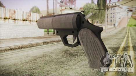 GTA 5 Flare Gun - Misterix 4 Weapons для GTA San Andreas второй скриншот
