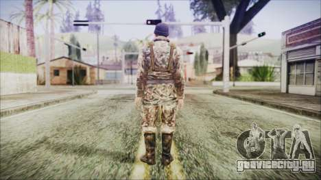 World In Conflict Malashenko Winter для GTA San Andreas третий скриншот