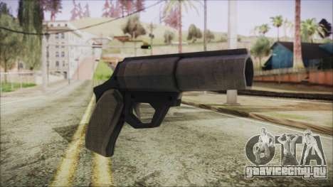 GTA 5 Flare Gun - Misterix 4 Weapons для GTA San Andreas