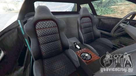 Grotti Cheetah Classic для GTA 5 вид справа