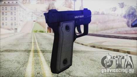 GTA 5 SNS Pistol - Misterix 4 для GTA San Andreas второй скриншот