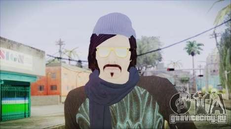 GTA Online Skin 18 для GTA San Andreas