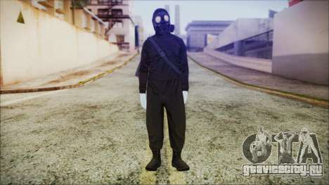 GTA Online Skin 10 для GTA San Andreas второй скриншот