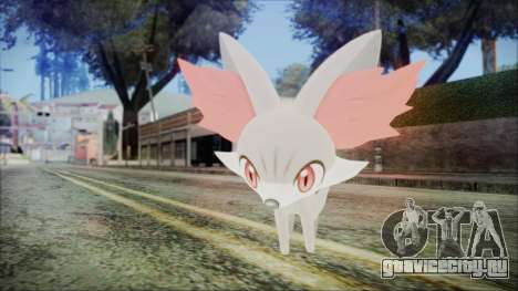 Fennekin Shiny (Pokemon XY) для GTA San Andreas