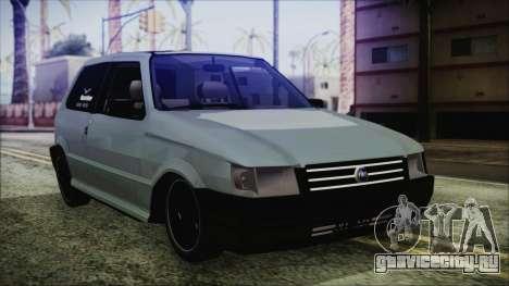 Fiat Uno Fire Tuning для GTA San Andreas