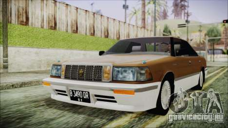 Toyota Crown Royal Saloon 1994 для GTA San Andreas
