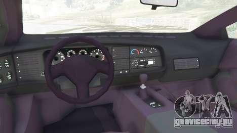 Jaguar XJ220 v1.2 для GTA 5 вид справа