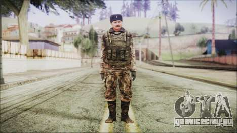 World In Conflict Orlovsky Winter для GTA San Andreas второй скриншот