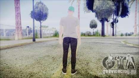 GTA Online Skin 45 для GTA San Andreas третий скриншот