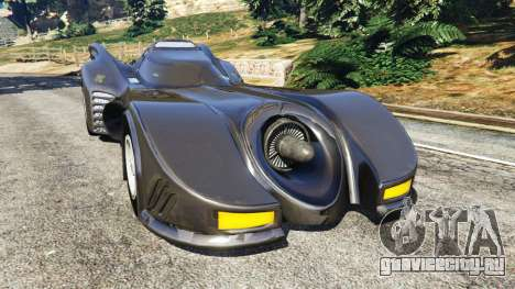 Batmobile 1989 [Beta] для GTA 5