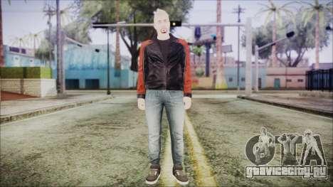 GTA Online Skin 42 для GTA San Andreas второй скриншот
