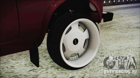 ВАЗ 2121 Нива 1600 для GTA San Andreas вид сзади слева