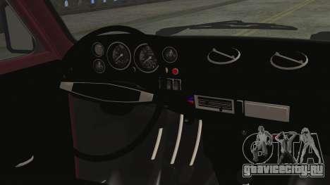 ВАЗ 2121 Нива 1600 для GTA San Andreas вид справа