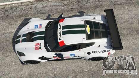 Chevrolet Corvette C7R для GTA 5