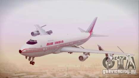 Boeing 747-237Bs Air India Krishna Deva Raya для GTA San Andreas