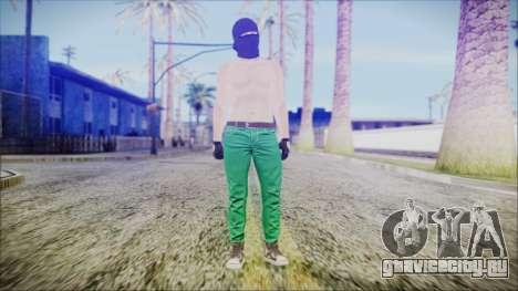 GTA Online Skin 56 для GTA San Andreas второй скриншот
