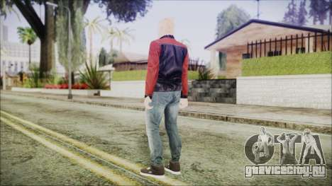 GTA Online Skin 42 для GTA San Andreas третий скриншот