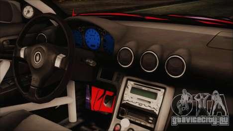 Nissan Silvia S15 Galaxy Drift v1.1 для GTA San Andreas вид справа