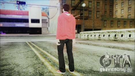 GTA Online Skin 26 для GTA San Andreas третий скриншот