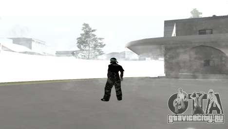 Скин пак для банды Rifa для GTA San Andreas четвёртый скриншот