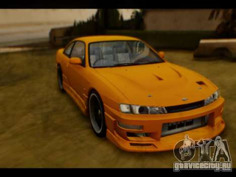ENB S-G-G-K для GTA San Andreas третий скриншот