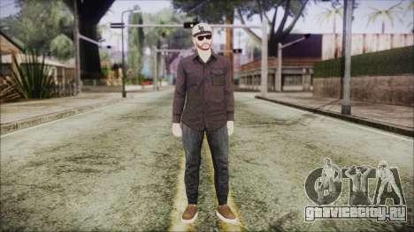 GTA Online Skin 40 для GTA San Andreas второй скриншот