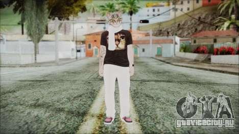 GTA Online Skin 35 для GTA San Andreas второй скриншот