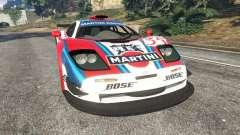 McLaren F1 GTR Longtail [Martini Racing] для GTA 5